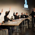 Gründungsversammlung: Georgine Gerhard wird als erste Präsidentin gewählt, Foto Regine Flury