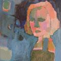 """Bert"", Acryl auf Leinwand, 40 x 35 cm"