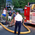 July Drill Night - Hydrant Practice