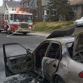 Engine 8 - Car Fire