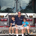 FF Bruce Padulsky and family friends