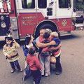 Big hugs for Captain Piccola!