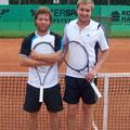 Herren A/30A: Tim Janke (2. Platz, TCS) – Stefan Ostheimer (1. Platz, TVA)