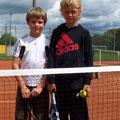 Kleinfeld U8: Benedict Bolz (2. Platz, WB) – Jakob Cadonau (1. Platz, WB)