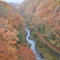 中津川渓谷