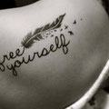Tatouage free your self