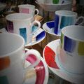 Richard Ginori, Tazza Caffè set 6 pezzi
