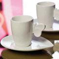 Fade, Tazze Caffè, set 2 pezzi con zuccheriera - confezione regalo