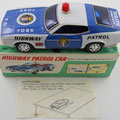 Highway Patrol Car - Mustang Match1 - 1971