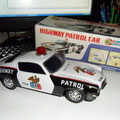Highway Patrol Car – Chevrolet Camaro -  epoca 1971