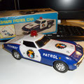 Highway Patrol Car – Chevrolet Stingray – epoca 1973/74