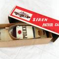 Siren Patrol Car - epoca 1960/63