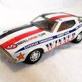 Mustang Match1 Racing Team – epoca 1971