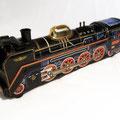 Locomotive Smoking D1577  - Masudaya - 1968