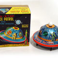 Space Patrol masudaya 1950