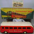 Unico trovato in vendita in 5 anni...Bus Masudaya del '50 con fari e movimento mistero..