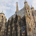 Stephansdom from the north.