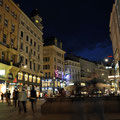 Graben shopping street.