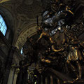 Statuary in Peterskirche.