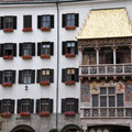 The Golden Roof, built in 1500.