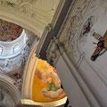 Inside the Mausoleum of Emperor Ferdinand II.
