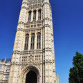 The Palace of Westminster (Victoria Tower)