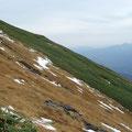 Climbing up Tanigawa-daké in Gunma