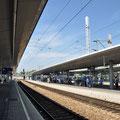 Wien Meidling Station.