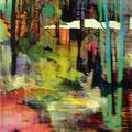 Grunewald  2013 Acryl/LW 150x115 cm