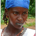 Boerin in Ghana