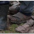 Zijn voetjes
