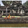 Rustmomentje Angkor Wat