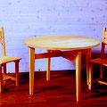 ダイニングセット【丸テーブル180000円+税】【椅子29000円+税】