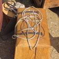 Odingers gewirkte Silber- und Bronzeketten