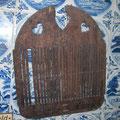 Webkamm aus dem 18. Jhd., Insel Römö, Dänemark