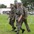 Und dann marschierte die Wehrmacht an uns vorbei.