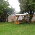 Urlaubs- und arbeitsbedingt waren wir in Erding nur mit halbem Lager vertreten.