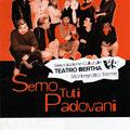 """2004 brochure """"Semo tuti Padovani"""""""
