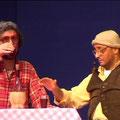 """2008 commedia """"La gelosia fa bruti schersi"""""""
