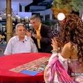 "1998 trasmissione TV ""La Zingara"" RAI UNO"