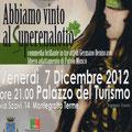 """2012 brochure """"Abbiamo vinto al SuperEnalotto"""""""