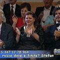 """2009 trasmissione TV """"Cantando Ballando""""               CANALE ITALIA"""