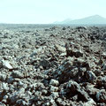 Ein Lavafeld.