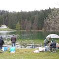 pêche au bord de l'eau