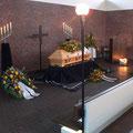 Erdbestattung bei Holert Bestattung in Hamburg