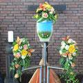 Feuerbestattung bei Holert Bestattungen in Hamburg, Urnendekoration