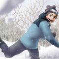 寒中見舞い A Happy Winter(2018)