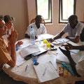 Arbeitstreffen mit unseren Freunden von PASDI
