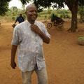 Unser Freund und PASDI-Gründer Dr. Germain Damassoh