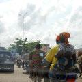 Verkehr in Cotonou